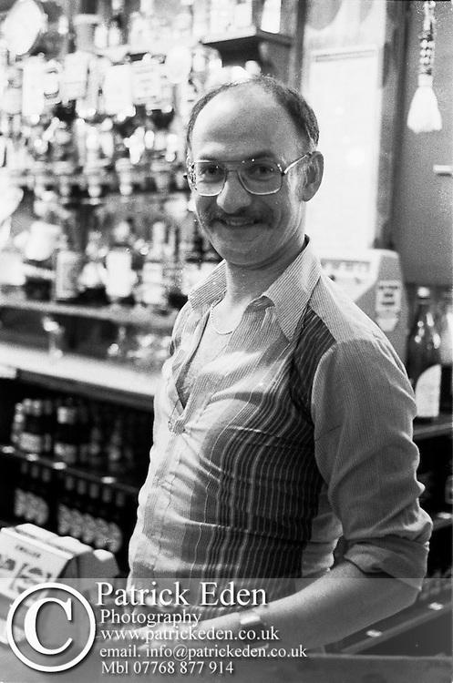 Dave the Barman