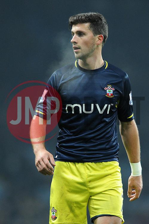 Southampton's Shane Long - Photo mandatory by-line: Dougie Allward/JMP - Mobile: 07966 386802 - 24/11/2014 - SPORT - Football - Birmingham - Villa Park - Aston Villa v Southampton - Barclays Premier League
