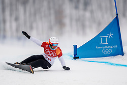 24-02-2018 KOR: Olympic Games day 15, PyeongChang<br /> Parallel Giant Slalom / Tim Mastnak SLO
