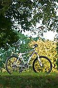 Bicycle `buyer magazine hybrids, mtbs shoot. London, Sept 2011