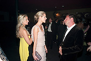 DONNA AIR; MATTHEW FREUD, Natalia Vodianova and Lucy Yeomans co-host The Love Ball London. The Roundhouse. Chalk Farm. 23 February 2010.  To raise funds for The Naked Heart Foundation, a children's charity set up by Vodianova in 2005.<br /> DONNA AIR; MATTHEW FREUD, Natalia Vodianova and Lucy Yeomans co-host The Love Ball London. The Roundhouse. Chalk Farm. 23 February 2010.  To raise funds for The Naked Heart Foundation, a childrenÕs charity set up by Vodianova in 2005.