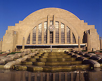 Union Terminal Fountain