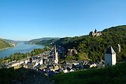 Bacharach am Rhein , Burg Stahleck