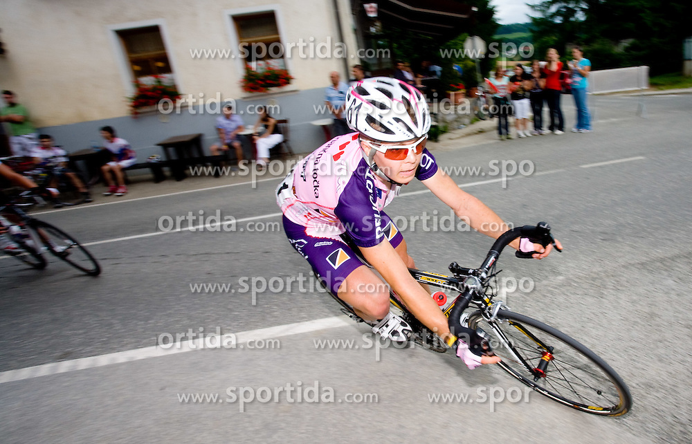Jan Tratnik at Slovenian National Championships in Road cycling, 178 km, on June 28 2009, in Mirna Pec, Slovenia. (Photo by Vid Ponikvar / Sportida)
