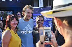 July 22, 2017 - France - Lucas Pouille (Credit Image: © Panoramic via ZUMA Press)