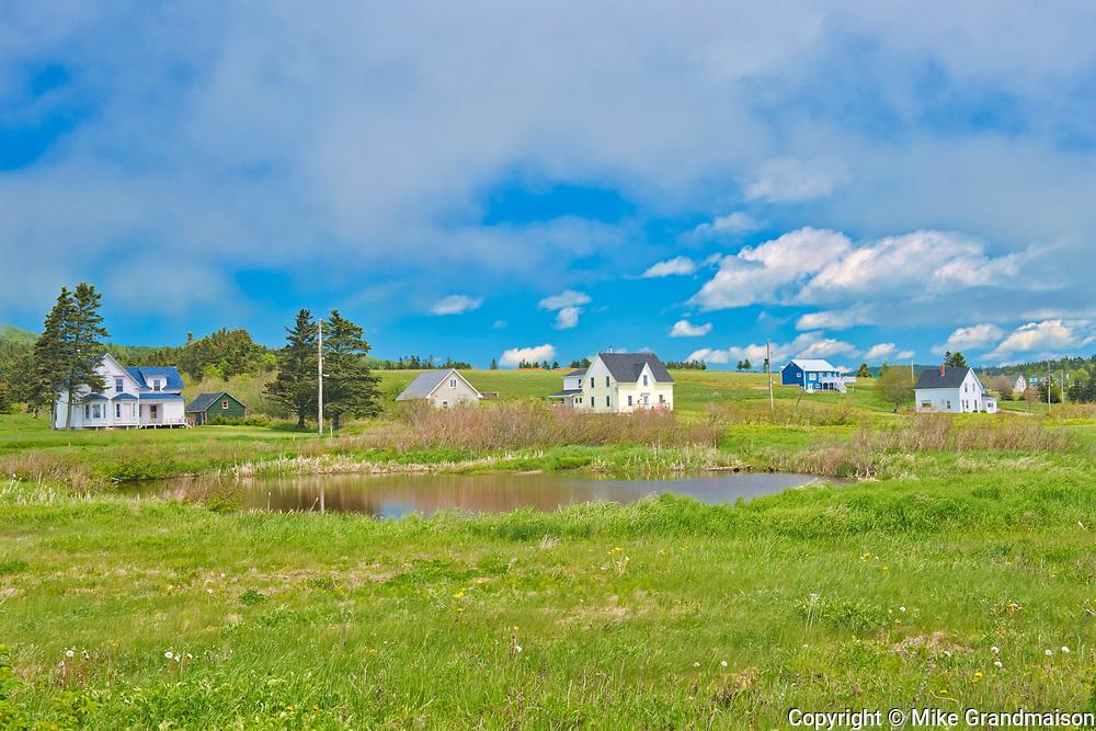 Farmland<br />Advocate Harbour<br />Nova Scotia<br />Canada