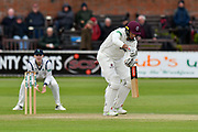 Marcus Trescothick of Somerset batting during the third day of the Specsavers County Champ Div 1 match between Somerset County Cricket Club and Yorkshire County Cricket Club at the Cooper Associates County Ground, Taunton, United Kingdom on 29 April 2018. Picture by Graham Hunt.