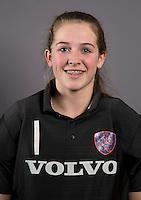 AMSTELVEEN - CHARLOTTE DE WIT, Nederlands Meisjes B hockey. Foto KOEN SUYK