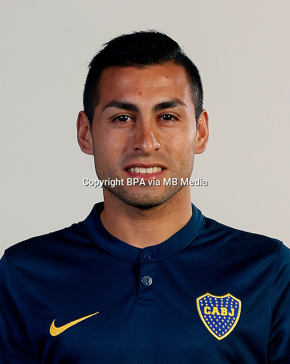 Argentina League - Primera Division 2015 / <br /> Club Atletico Boca Juniors - Argentina - <br /> Federico Carrizo