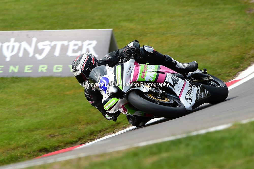 #40 Joe Francis Chester Movuno.com Halsall Racing Yamaha 600