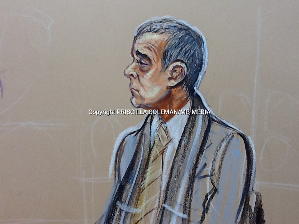 The actor Michael Turner (also known as Michael Le Vell) who plays mechanic Kevin Webster in the ITV soap Coronation Street, appears at Manchester Crown Court and pleads not guilty to rape charges.