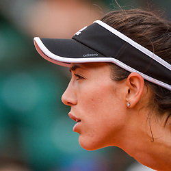 Garbine Muguruza of Spain during Day 7 of the French Open 2018 on June 2, 2018 in Paris, France. (Photo by Baptiste Fernandez/Icon Sport)
