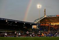 Photo: Steve Bond.<br />Birmingham City v Sunderland. The FA Barclays Premiership. 15/08/2007. Rainbow over St Andrews