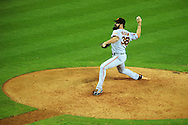 June 14 2011; Phoenix, AZ, USA; San Francisco Giants closing pitcher Brian Wilson (38) delivers a pitch against the Arizona Diamondbacks at Chase Field. The Giants defeated the Diamondbacks 6-5.  Mandatory Credit: Jennifer Stewart-US PRESSWIRE..