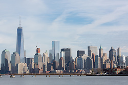New York City Skyline, lower Manhattan