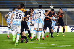 """Foto Filippo Rubin<br /> 04/04/2017 Ferrara (Italia)<br /> Sport Calcio<br /> Spal vs Novara - Campionato di calcio Serie B ConTe.it 2016/2017 - Stadio """"Paolo Mazza""""<br /> Nella foto: <br /> <br /> Photo Filippo Rubin<br /> Apirl 04, 2017 Ferrara (Italy)<br /> Sport Soccer<br /> Spal vs Novara - Italian Football Championship League B ConTe.it 2016/2017 - """"Paolo Mazza"""" Stadium <br /> In the pic:"""
