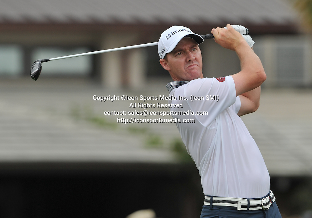 24 March 2013: Jimmy Walker during the final round of the Arnold Palmer Invitational at Arnold Palmer's Bay Hill Club & Lodge in Orlando, Florida.