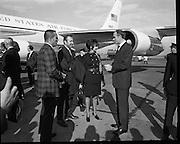 American Astronauts visit Dublin.13/10/1970