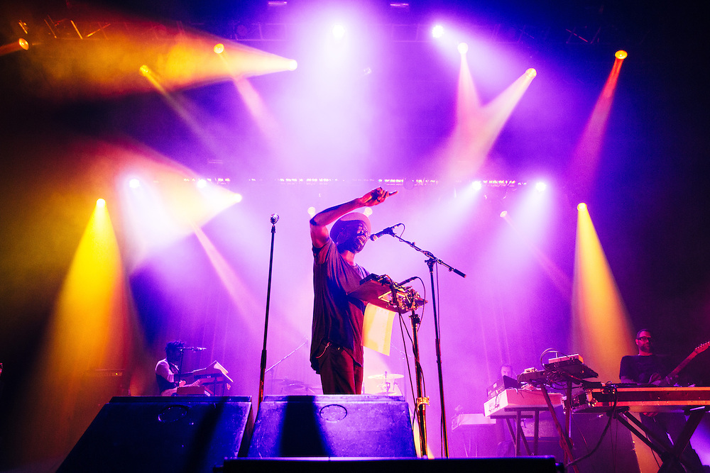 TV On The Radio performs at The Fox Theater - Oakland, CA - 3/31/15