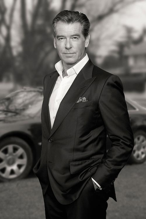 PIERCE BROSNAN. Actor.