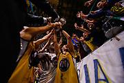 FIAT Torino squadra tifosi <br /> FIAT Torino - Germani Basket Brescia<br /> Postemobile Final 8 2018<br /> Firenze, 17/02/2018<br /> Foto M.Matta/Ciamillo-Castoria