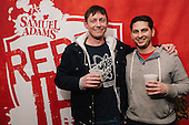 Sam Adams Rebel IPA Launch Party