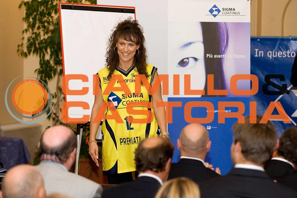 DESCRIZIONE : Varallo Sesia Lega A 2009-10 Presentazione Main Sponsor Sigma Coatings Montegranaro<br /> GIOCATORE : maglia Sigma Coatings Montegranaro<br /> SQUADRA : Sigma Coatings Montegranaro<br /> EVENTO : Campionato Lega A 2009-2010<br /> GARA :<br /> DATA : 23/09/2009<br /> CATEGORIA : ritratto<br /> SPORT : Pallacanestro<br /> AUTORE : Agenzia Ciamillo-Castoria/A.Dealberto<br /> Galleria : Lega Basket A 2009-2010<br /> Fotonotizia : Varallo Sesia Lega A 2009-10 Presentazione Main Sponsor Sigma Coatings Montegranaro<br /> Predefinita :