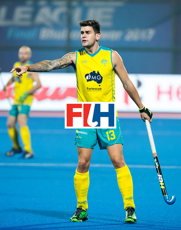BHUBANESWAR - The Odisha Men's Hockey World League Final . Match ID 09 .  Australia v England  .Blake Govers (Aus)    WORLDSPORTPICS COPYRIGHT  KOEN SUYK