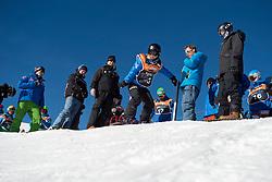 HERNANDEZ-CERVELLON Cecile, Banked Slalom, 2015 IPC Snowboarding World Championships, La Molina, Spain