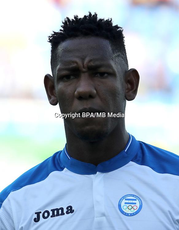 Fifa Men&acute;s Tournament - Olympic Games Rio 2016 - <br /> Honduras National Team -  <br /> Romell QUIOTO
