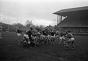 21/11/1964<br /> 11/21/1964<br /> 21 November 1964<br /> <br /> Leinster V Munster Rugby Interprovincial match at Landsdowne Road.