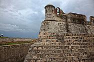 Castillo de San Pedro de la Roca, Santiago de Cuba, Cuba.