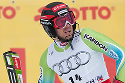 13.03.2010, Goudyberg Herren, Garmisch Partenkirchen, GER, FIS Worldcup Alpin Ski, Garmisch, Men Slalom, im Bild Imboden Urs, ( MDA, #20 ), Ski Fischer, EXPA Pictures © 2010, PhotoCredit: EXPA/ J. Groder / SPORTIDA PHOTO AGENCY