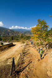 Travel photos from Bhutan.