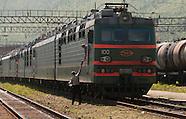 Trans-Siberian Railway 2005.