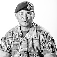 Surej Rana, Army - Royal Engineers, Corporal, Amphibious Engineer,
