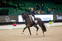 Werndl Benjamin, GER, Daily Mirror 9<br /> FEI Dressage World Cup™ Grand Prix presented by RS2 Dressage - The Dutch Masters<br /> © Hippo Foto - Sharon Vandeput<br /> 14/03/19