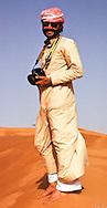 Photographing the Bedouin of Saudi Arabia, the Nefud desert