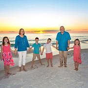 Haxel Family Beach Photos