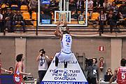 Johnson JaJuan<br /> MIA Cantu - Grissin Bon Reggio Emilia<br /> Lega Basket Serie A 2016/2017<br /> Desio 06/03/2017<br /> Foto Ciamillo-Castoria