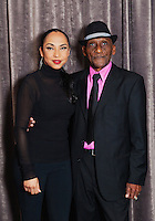 Sade and The Jolly Boys back stage Manchester Evening News Arena (MEN)