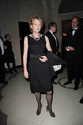 LADY LLOYD-WEBBER at the Cartier Racing Awards 2009 held at Claridge's, Brook Street, London on 17th November 2009.
