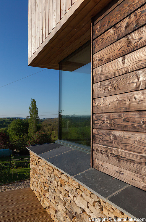Larch House, Horsley, Gloucestershire. Architect: Millar+Howard Workshop