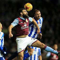 Brighton & Hove Albion v Aston Villa