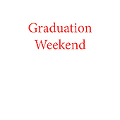 Commencement Weekend BK