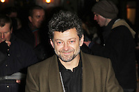 LONDON - DECEMBER 13: Andy Serkis attended the English National Ballet Christmas Party at St Martins Lane Hotel, London, UK. December 13, 2012. (Photo by Richard Goldschmidt)
