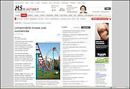 Alton Towers / Hs.fi Website, Finland / September 2007