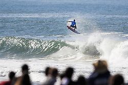 October 25, 2017 - Gabriel Medina of Brazil has won the MEO Rip Curl Pro Portugal for the second time in his career at Supertubos, Peniche, Portugal.  Medina defeated Julian Wilson of Australia in the final to take the win and move to World No.2 on the Jeep Leaderboard and one step closer to securing a second World Title...MEO Rip Curl Pro Portugal 2017, Oeste Subregion, Portugal - 25 Oct 2017 (Credit Image: © Rex Shutterstock via ZUMA Press)