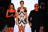 Project Runway Fall 2010 Front Row