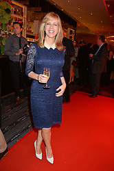 KATE GARRAWAY at a party to celebrate the 21st anniversary of The Roar Group hosted by Jonathan Shalit held at Avenue, 9 St.James's Street, London on 21st September 2015.